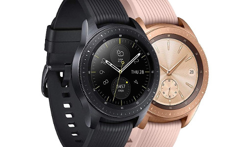 Samsung Galaxy Watch R810 42mm Smartwatch Fitnesstracker Armbanduhr Uhr 1