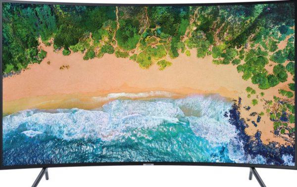 Samsung UE55NU7379U Curved LED Fernseher 1