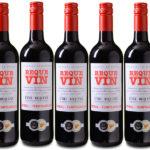 12x spanischer Rotwein: Requevin - Tempranillo-Bobal