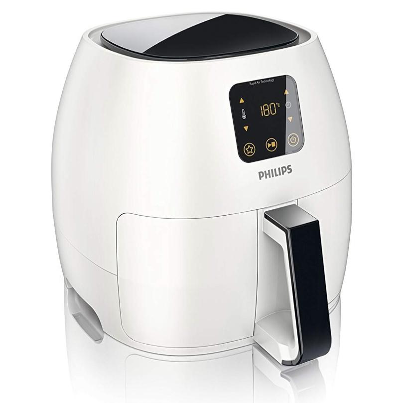 30 Friggitrice Low Oil e Multicooker con Tecnologia Rapid Air 2100 W 1.2 kg Plastica Bianco Ama 2020 01 16 15 58
