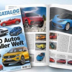 📚 Jahresabos mit hohen Prämien, z.B. Auto Motor & Sport mit 110€ Amazon-GS