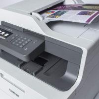 Brother DCP L3550CDW Farblaser Multifunktionsgeraet