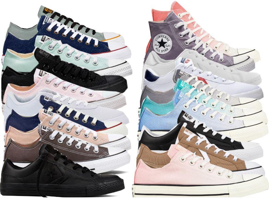 Converse DamenHerren Sneaker für je 34,90€ inklusive