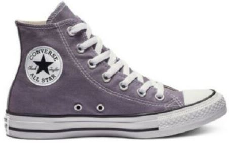 Converse High Top Damen lila