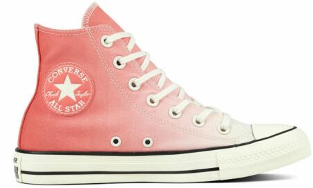 Converse High Top Damen orange