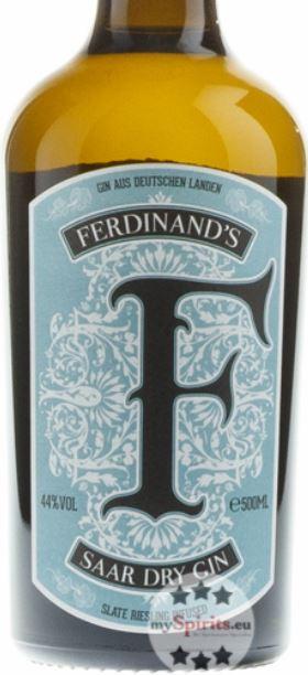 Ferdinands Saar Dry Gin Riesling Gin