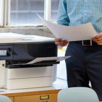 HP Officejet Pro 7740 4 in 1 Grossformat Drucker