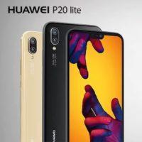 Huawei P20 lite LogiTel