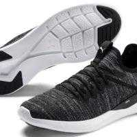 IGNITE Flash evoKNIT Herren Sneaker  Black Asphalt White  PUMA Neue Styles  PUMA Deutschland 2019 11 27 18 10