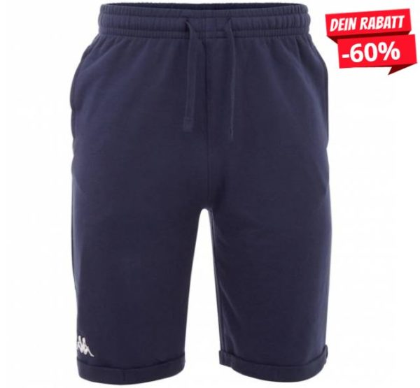 Kappa Valin Herren Sweat Shorts 707038 821
