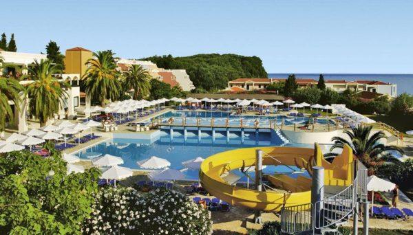 Korfu best FAMILY Roda Beach und Spa 1