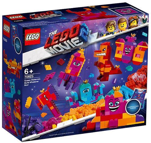 LEGO 70825 Lego Movie 2 Koenigin Watevra WaNabi Box