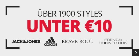 MandM Direct 1900 Artikel unter 10 Euro