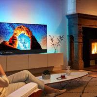 Philips 55OLED803 OLED 4K Smart TV