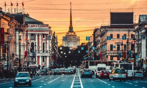 St Peterburg Fluege Hin Rueck