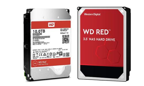 WD Red int. Festplatte fuer NAS