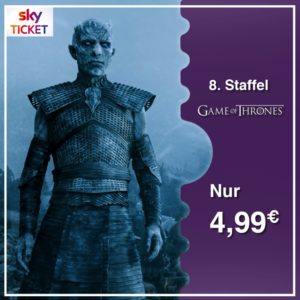 [Knaller] 🐲 Game of Thrones für nur 4,99€ sehen (via Sky Ticket)