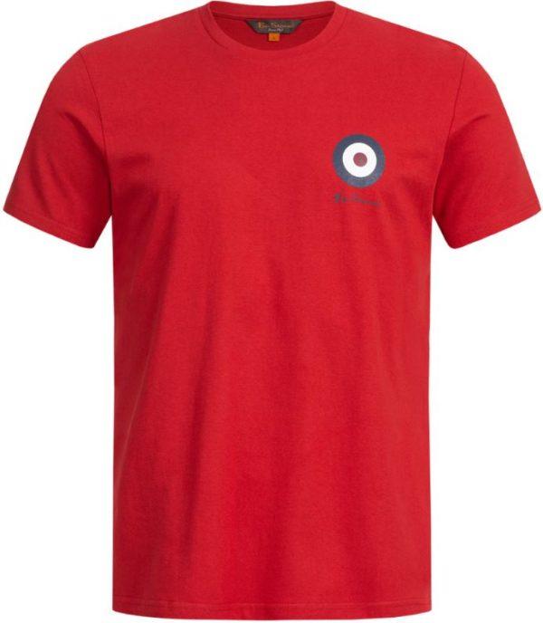 2019 06 26 16 49 35 BEN SHERMAN Herren T Shirt 0059999A 550 Red   SportSpar