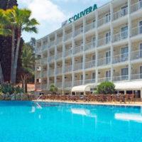 4 Sterne Hotel HSM SOlivera Mallorca 7 bernachtungen mit HP Fluegen ab 199 pro Person