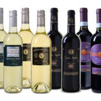 8x Wein Probierpaket Fruehling mit Calle Principal usw. 1