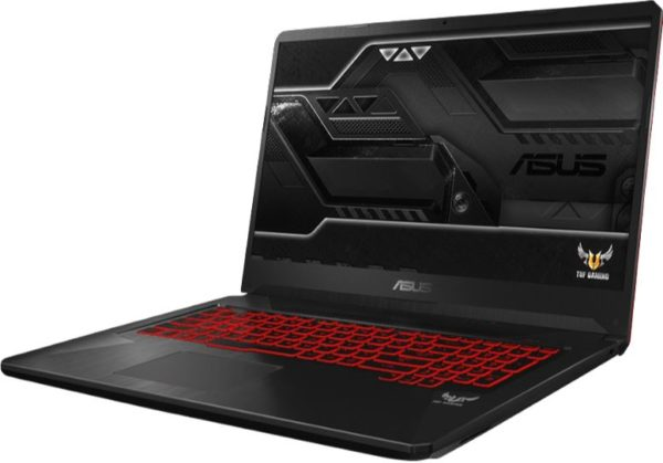 ASUS FX705DY AU040T Gamer Notebook