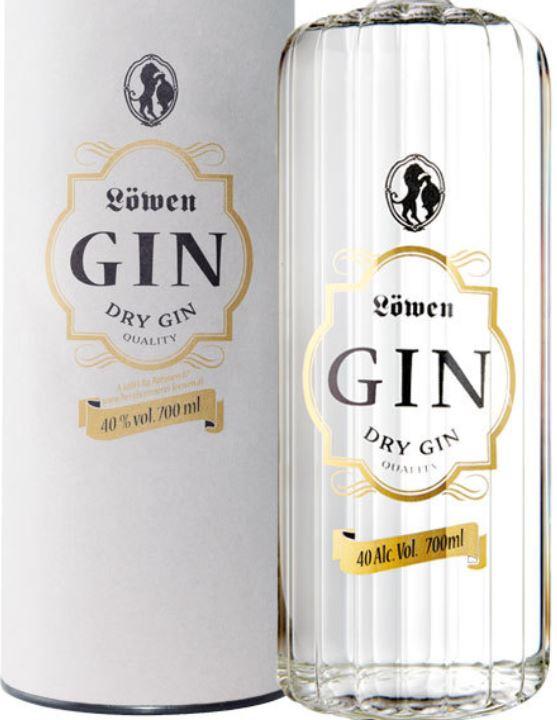 Bergbrennerei Loewen Gin