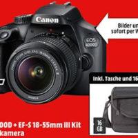 Canon EOS 4000D Set