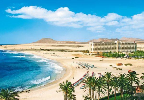Fuerteventura TUI Riu Oliva Beach Resort