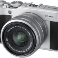 Fujifilm X A5 Systemkamera mit 15 45 mm