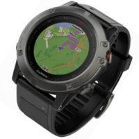 GARMIN fenix 5X Saphir Smartwatch