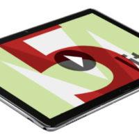HUAWEI MediaPad M5 lite Tablet 32 GB LTE 10.1 Zoll Android 8 EMUI 8.0 Grau