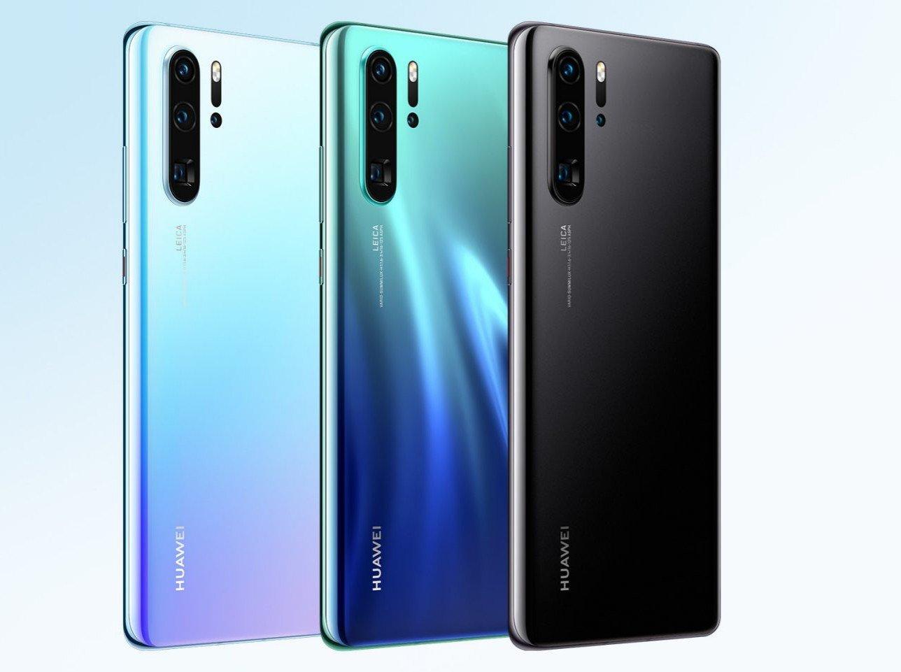 Huawei P30 Pro Edited