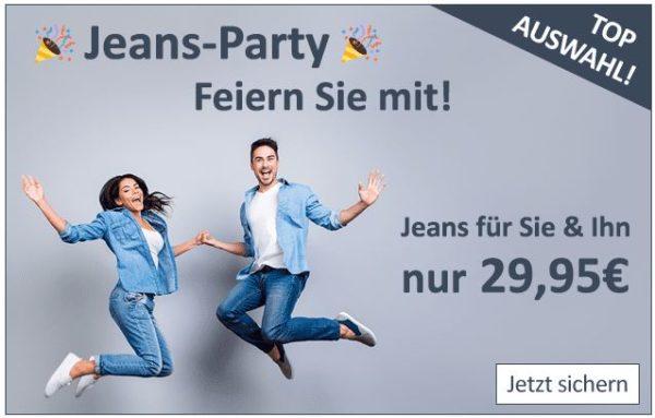 Jeans Direct Jeans fuer nur 30e