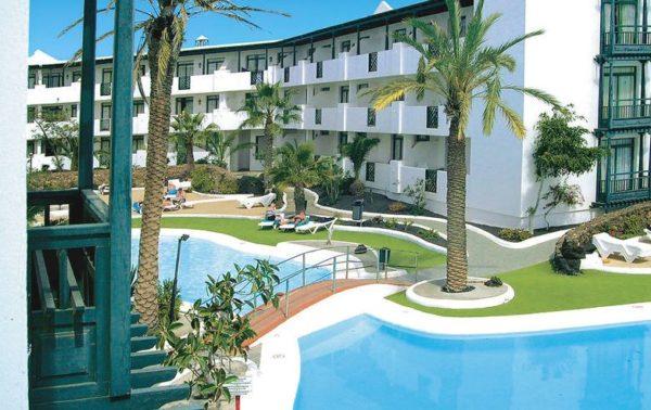 Lanzarote TUI SuneoClub El Trebol
