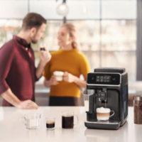 PHILIPS Kaffeevollautomat EP 2231