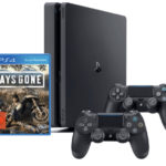 Sony PS4 Slim 🎮 mit 1TB, 2. Controller & Days Gone