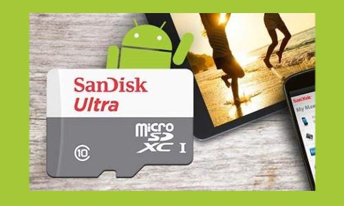 Saturn Speicher Deals z B SANDISK Ultra microSDXC