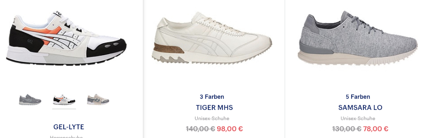 Sneakers ASICS outlet 2019 04 25 16 27 57