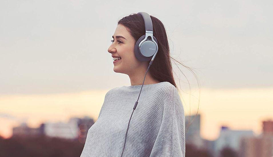 Sony MDR 1AM2 Over Ear Kopfhoerer