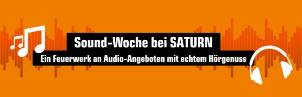 Sound Woche  Kopfhoerer Lautsprecher Saturn