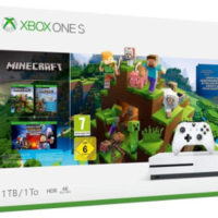 Xbox One S 1TB Minecraft Complete Collection