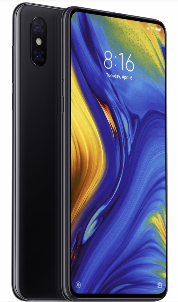 Xiaomi Mi Mix 3 128GB Handy schwarz Onyx Black Android 9.0 Pie Rakuten 2019 04 15 09 51 38