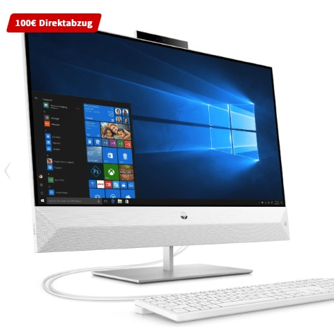 hp aktion pc
