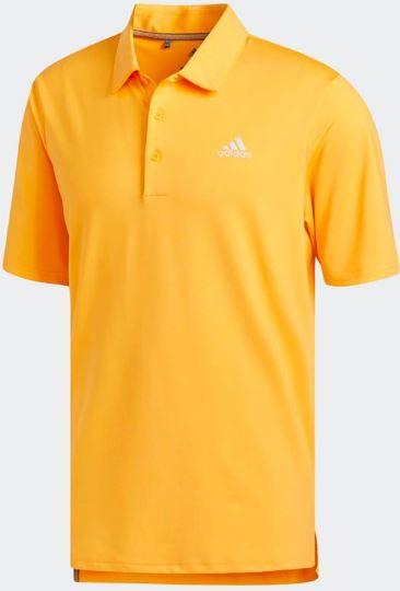 2019 05 28 16 21 58 adidas Herren Golf Ultimate365 Solid Golfpolohemd Orange