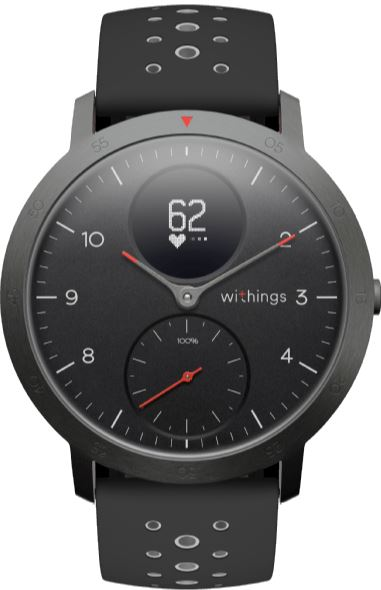 2019 05 29 11 56 53 WITHINGS Steel HR Sport Hybrid Smartwatch kaufen. Armband  Silikon 230 mm Farb