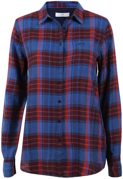 2019 05 29 16 00 50 Lee Damen Freizeithemd One Pocket Shirt Twill Check kaufen JEANS DIRECT.DE