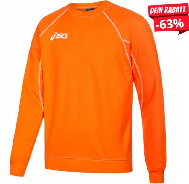 ASICS Alpha Sweat Herren Sport Sweatshirt 1016XZ 0069