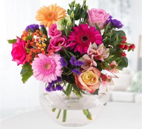 Blumenstrauss Kunterbunt