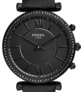 Fossil Hybrid Carlie schwarz