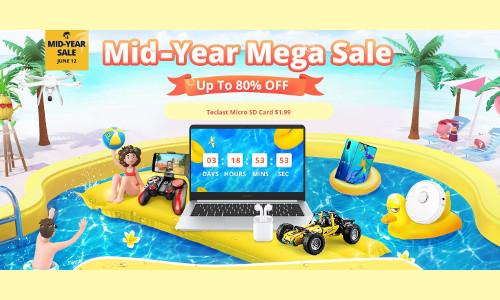 Gearbest Mid Year Sale 1